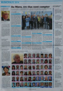 Maine-Libre 31 mars 2014-Ces élus qui vont compter